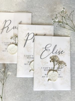 PROPOSAL & THANK YOU CARDS