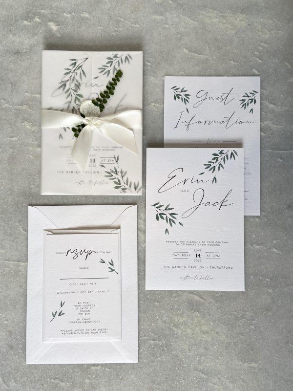 Fern Wedding Invitation04